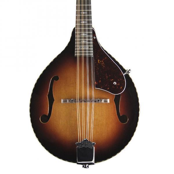 Custom Fender A52E Concert Tone Mandolin with Pick-Up - Sunburst #1 image