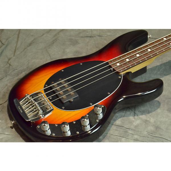 Custom Music Man Stingray4 Vintage Sunburst #1 image