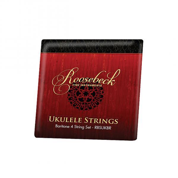 Custom Roosebeck Baritone Uke String Set #1 image