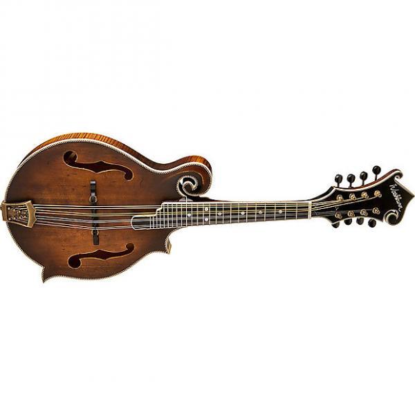 Custom Washburn M118SWK Mandolin Vintage Carved Solid Sitka Spruce #1 image