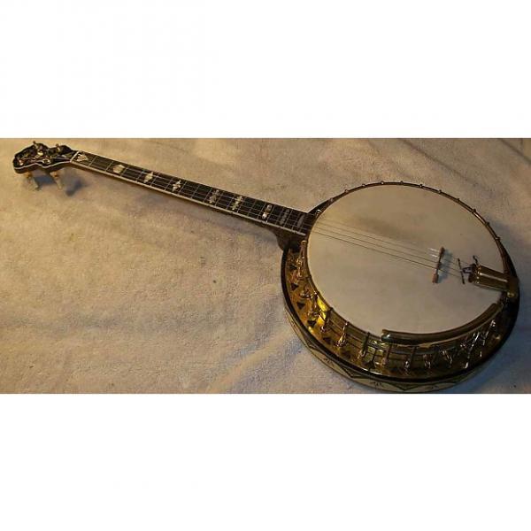 Custom Vega Deluxe Tenor Banjo 1920s Vintage maple #1 image