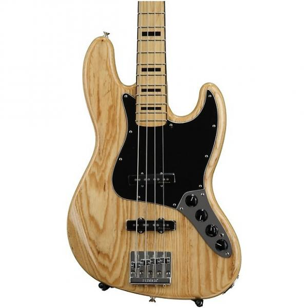Custom Fender Deluxe Active J Bass Special - Natural, Maple Fingerboard #1 image