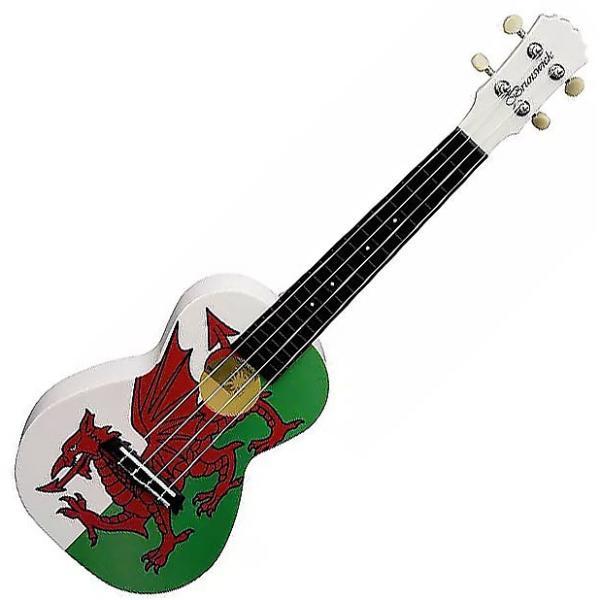 Custom Brunswick Concert Ukulele Wales #1 image