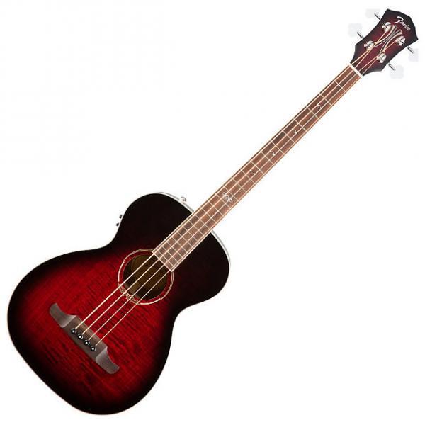 Custom Fender 096-8081-061 T-Bucket 300E Bass Guitar #1 image