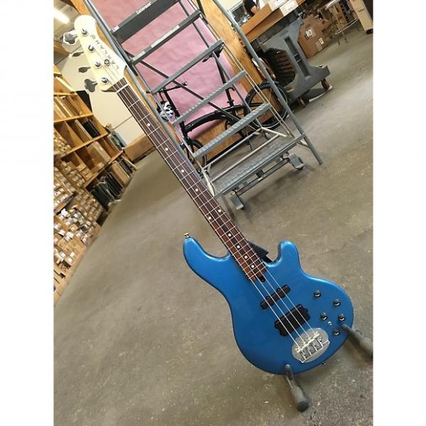 Custom Lakland 44-14 Lake Placid Blue, Factory DEMO, FULL Warranty #1 image