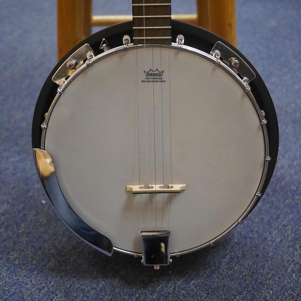 Custom Morgan Monroe Rocky Top 5 String Banjo w/resonator back Natural #1 image