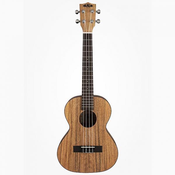 Custom Kala Pacific Walnut Tenor Acoustic Ukulele Uke w/ Rosewood Fingerboard #1 image