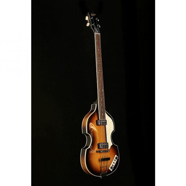 Custom Hofner 500/1 Contemporary Violin Bass - antique burst #1 image