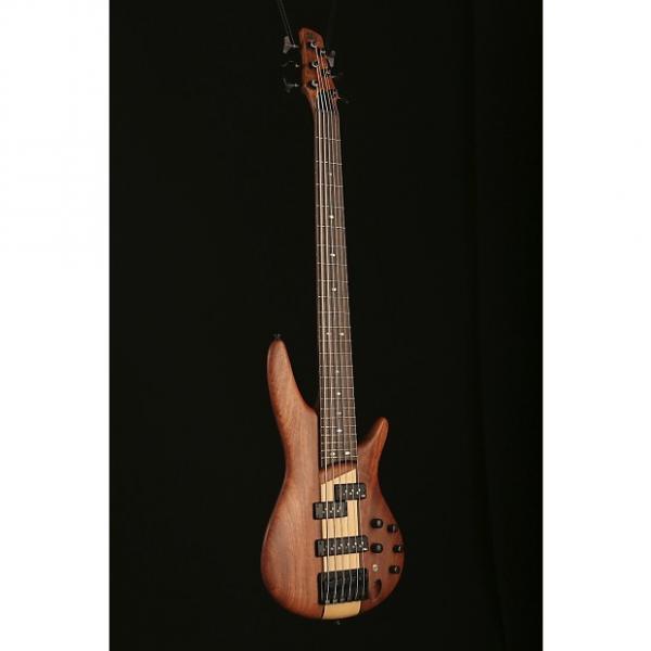 Custom Ibanez SR756 6 String Bass - SR756 NTF #1 image