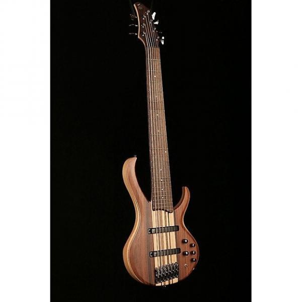 Custom Ibanez BTB7 NTF, 7 String Bass #1 image