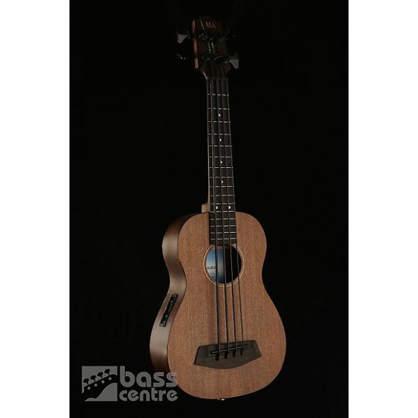 Custom Kala U-Bass Mahogany Fretted - U Bass Mahogany #1 image