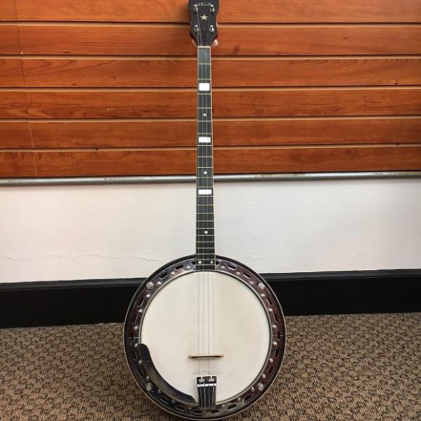 Custom Vega Vox 1 Plectrum 4 string Banjo #1 image