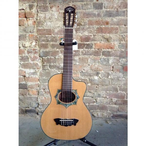 Custom Oscar Schmidt OH30S Natural Acoustic Guitar #1 image