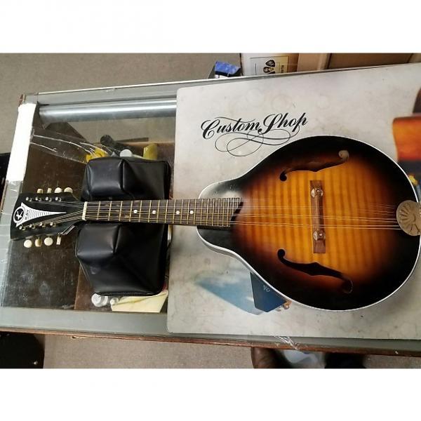 Custom Kay N3 Mandolin 1960s Sunburst #1 image