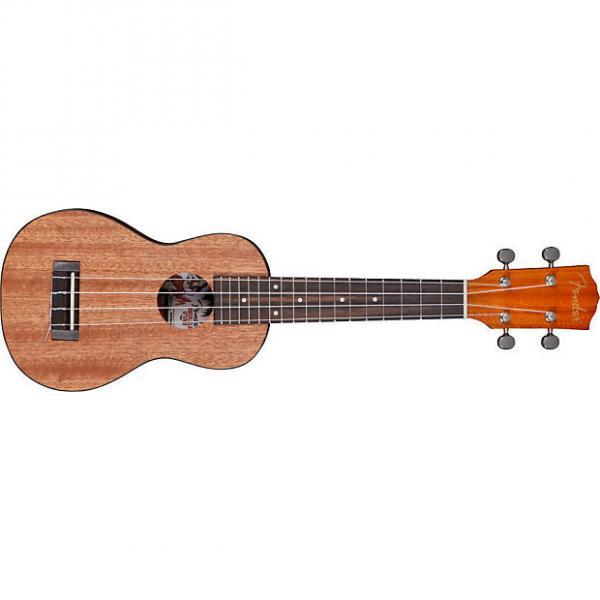 Custom Fender Soprano Ukulele U'Uku #1 image