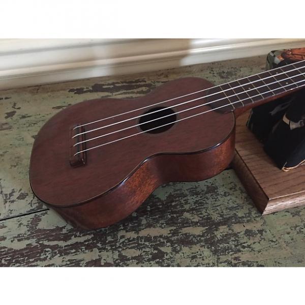 Custom 1950s Vintage Martin Style 1 Soprano Ukulele w/Original Geib Case - Super Clean #1 image