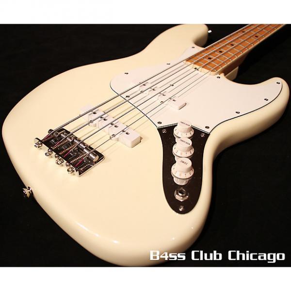Custom Fender Jazz  1978 Olympic White *Affordable Vintage* #1 image