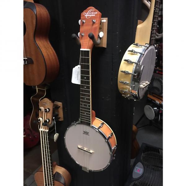 Custom Oscar Schmidt By Washburn OUB1 Banjo Uke Ukulele #1 image