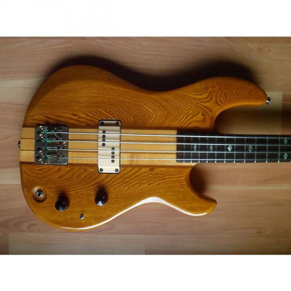 Custom ARIA TSB550 Neck Thru Bass 1980 with Hard Shell Case #1 image