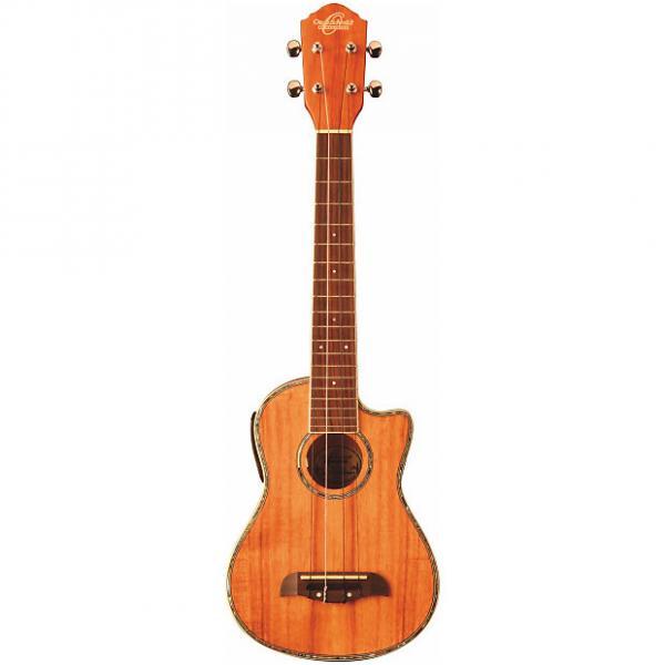 Custom Oscar Schmidt OU5LCE Concert Ukulele with Electronics #1 image
