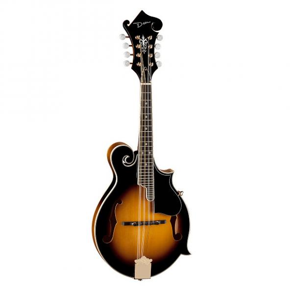 Custom Dean Bluegrass F-Style Mandolin Sunburst (Floor Model) #1 image