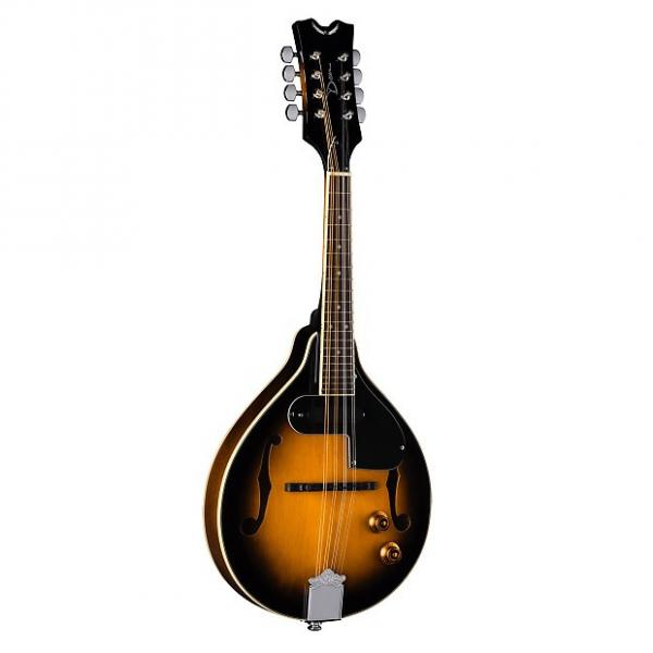 Custom Dean Tennessee Acoustic Electric Magnetic/Piezo Mandolin Sunburst (Floor Model) #1 image
