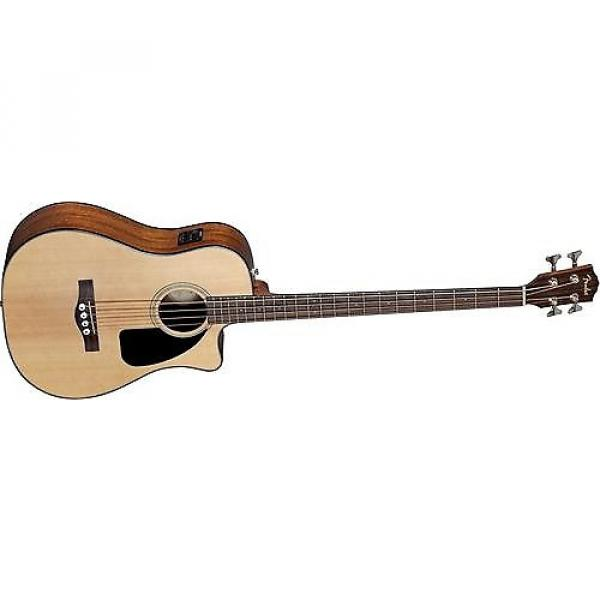 Custom Fender CB-100CE Acoustic-Electric Bass #1 image