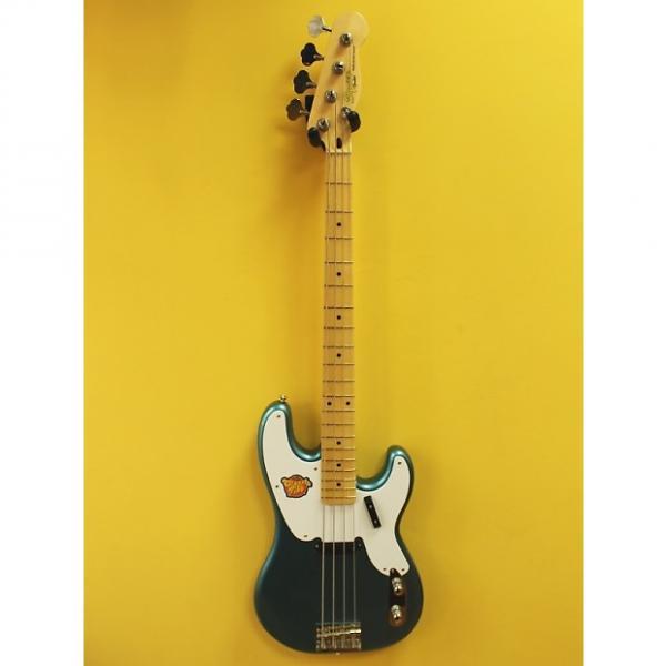 Custom Squier Classic Vibe Precision bass guitar '50s #1 image