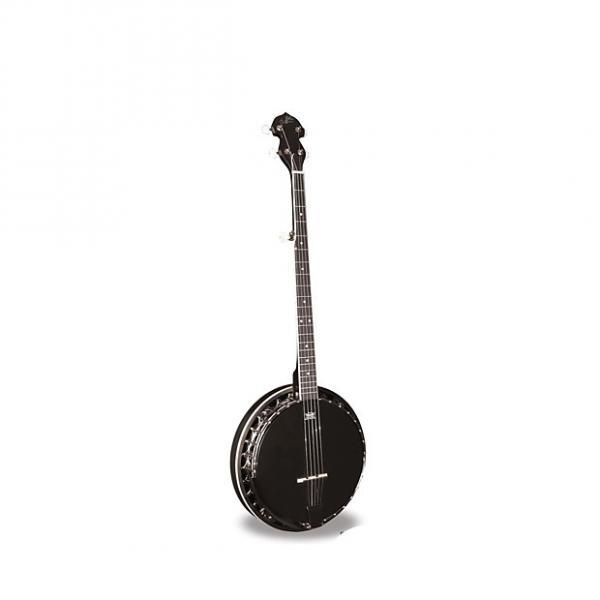 Custom Morgan Monroe - Banjo  - Top quality you won't believe the sound - model: MB-75BK #1 image