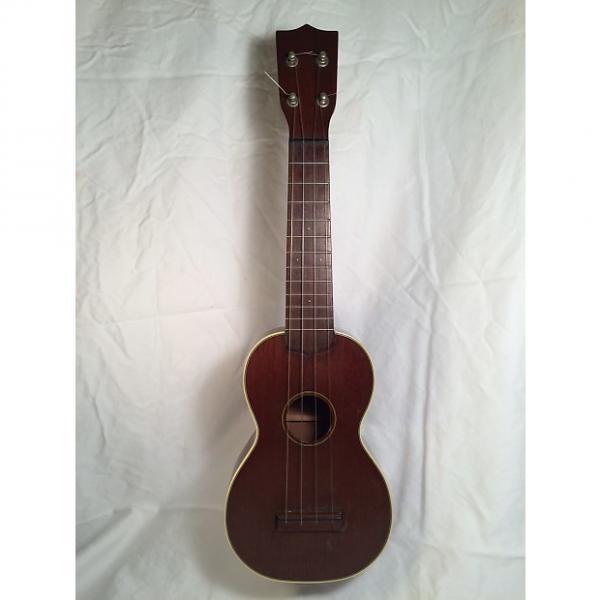 Custom Martin Style 2 Mahogany Soprano Ukulele circa 1928 #1 image