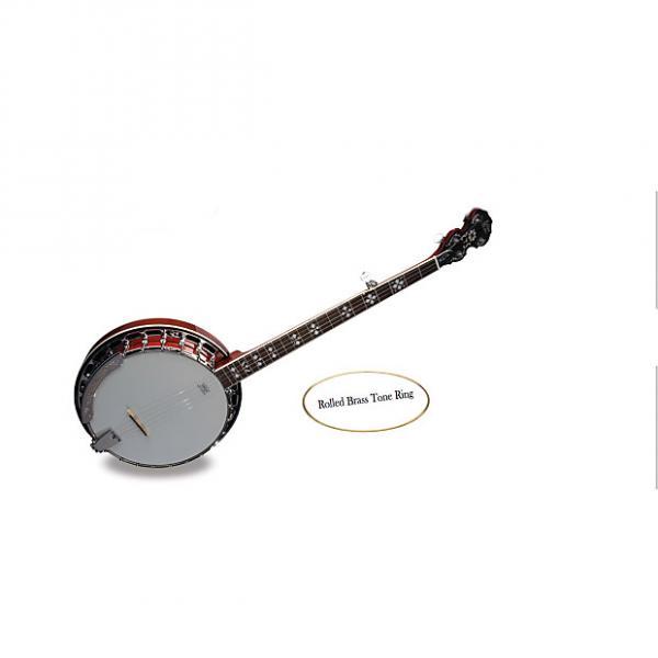 Custom Morgan Monroe - Banjo - Top quality you won't believe the sound - model: MNB-1W #1 image
