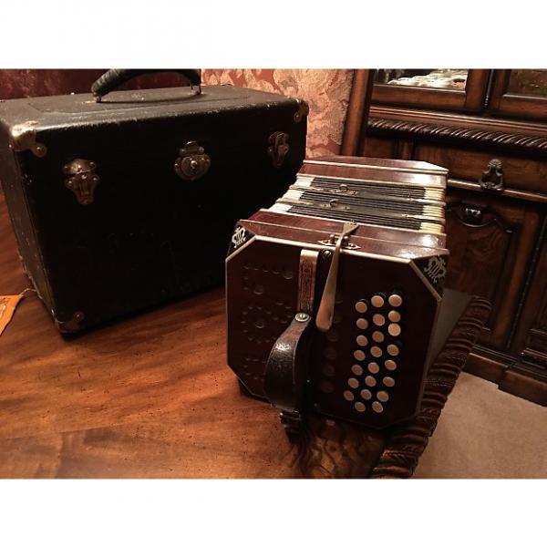 Custom F Lange And Uhlig Concertina / Bandoneon / Chemnitzer #1 image
