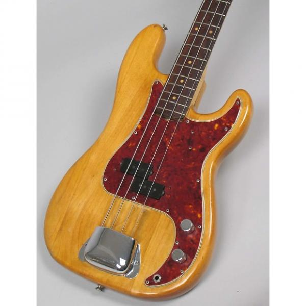Custom Fender  Precision Bass 1963 Natural #1 image