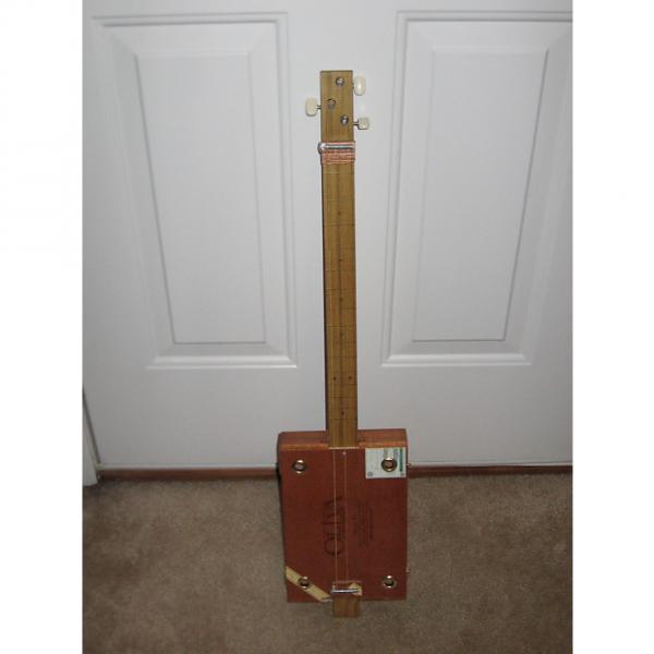Custom LJK Cigar Box Guitar #270 #1 image