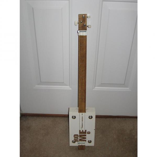 Custom LJK Cigar Box Guitar #239 #1 image