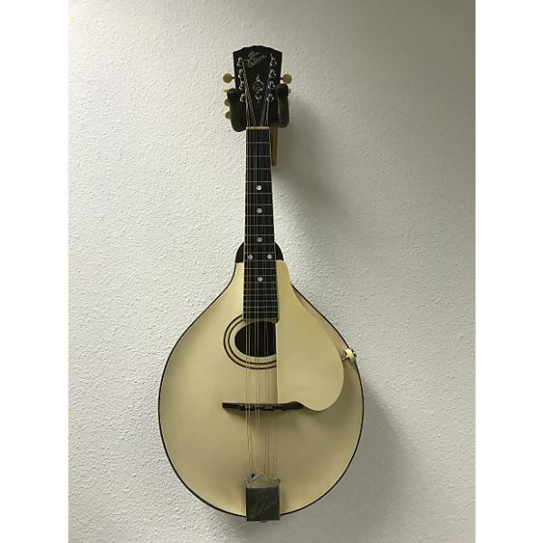 Custom Gibson A3 Mandolin 1920 Ivory #1 image