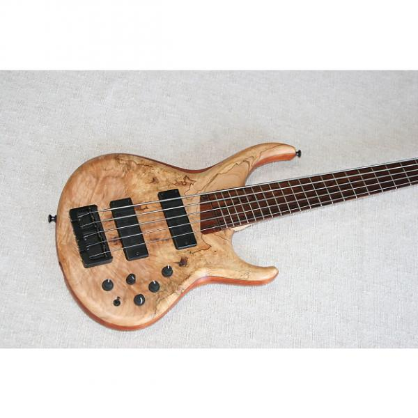 Custom MTD 535-24 5 string bass Michael Tobias Design #1 image