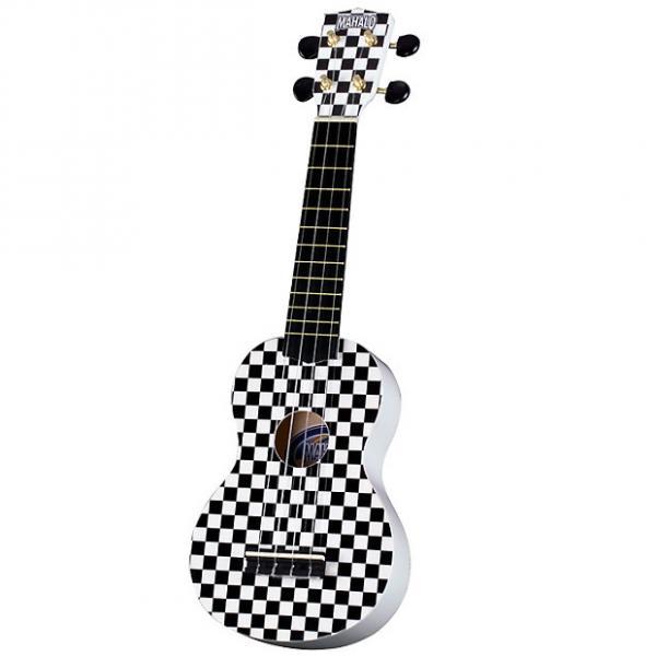 Custom Mahalo Art Series U60RA Racing Soprano Ukulele #1 image