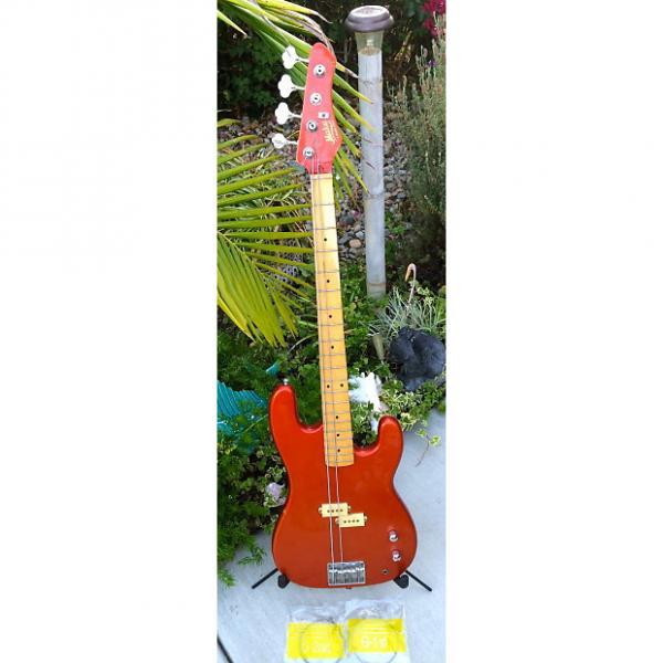 Custom 70's/80's Mako LPB-1 Bass Guitar Project #1 image