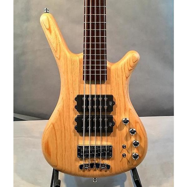 Custom Warwick GPS Corvette $$ 5-String Electric Bass #1 image
