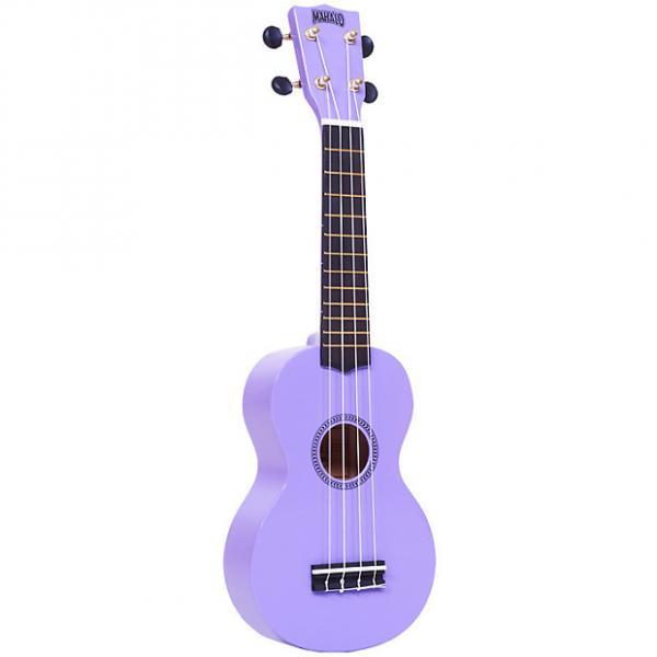 Custom Mahalo MR1PP Ukulele Purple #1 image