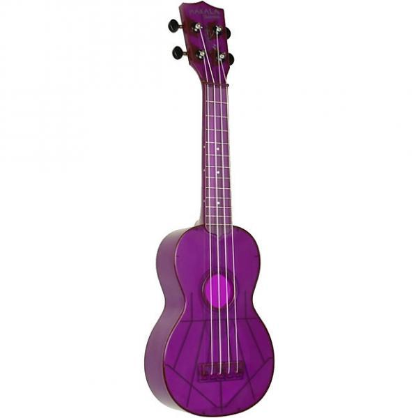 Custom Makala Waterman MK-SWF/PL Translucent Purple #1 image