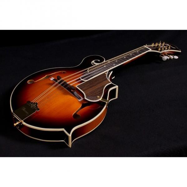 Custom Ibanez M700S F-Style Mandolin  2016 Antique Violin Sunburst #1 image