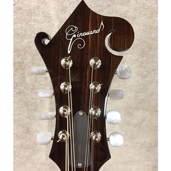 Custom Girouard F style Mandolin 2016 2 Color Sunburst #1 image