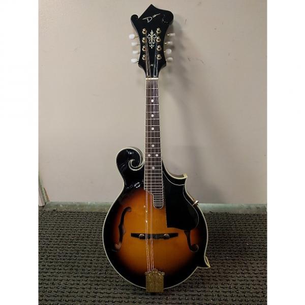 Custom Dean Bluegrass F-Style Mandolin #1 image