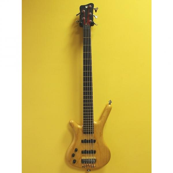 Custom Warwick Corvette Left hand 5-String Electric Bass Guitar #1 image