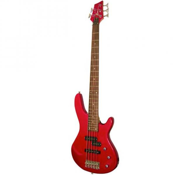 Custom Kona 5-String Electric Bass #1 image