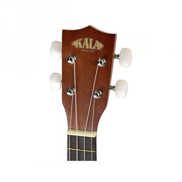 Custom Kala KA-15S Soprano Ukulele Satin Mahogany #1 image