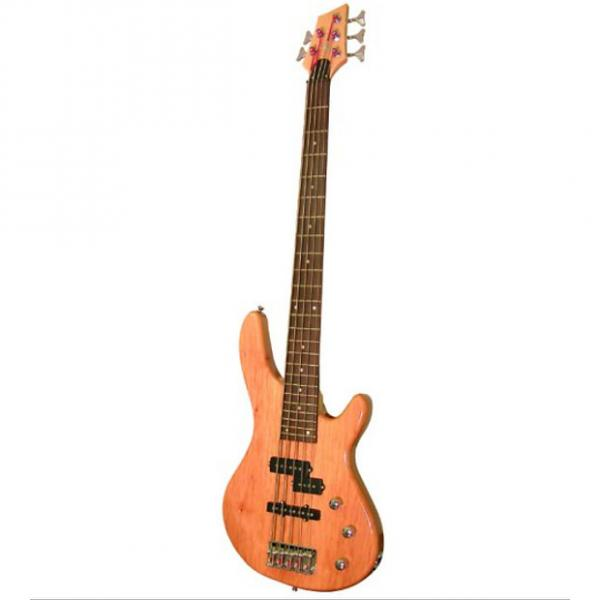 Custom Kona 5-String Electric Bass - Model: KE5BN #1 image