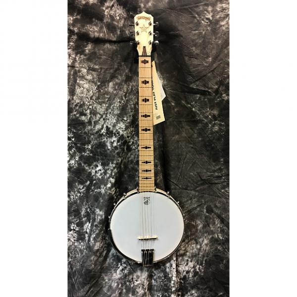 Custom Deering Goodtime 6 String Banjo 2016 G6S Banjitar #1 image